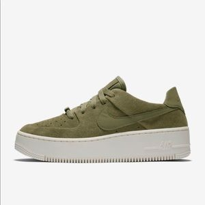 96bc51c1e Nike Shoes - Nike Air Force 1 Sage Low